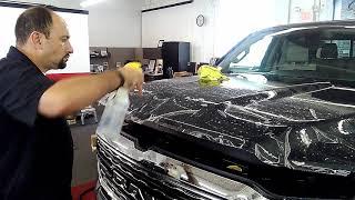 Ceramic Coating & Paint Protection 2019 Dodge Ram