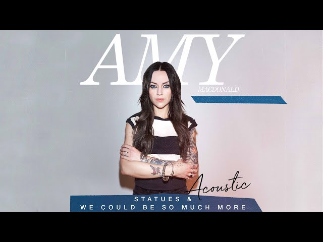 Amy Macdonald - We Could Be So Much More (Acoustic) (Official Audio)