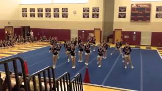 Lenape Middle School Cheerleading