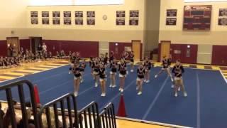 Lenape Middle School Cheerleading