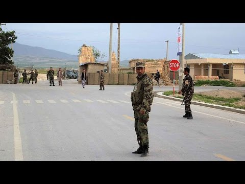 At least 135 Afghan soldiers killed by Taliban gunmen on army base