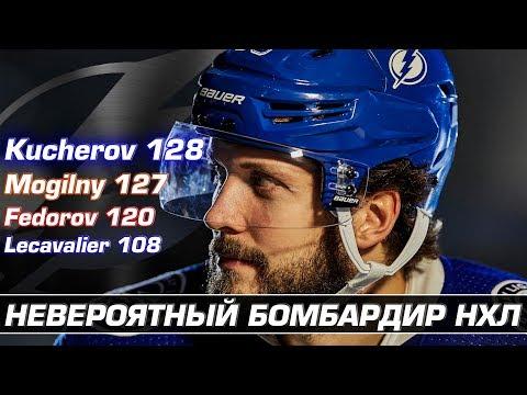 ФАНТАСТИЧЕСКИЙ СЕЗОН КУЧЕРОВА В НХЛ • ЛУЧШИЙ БОМБАРДИР НХЛ XXI ВЕКА