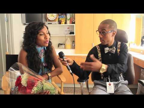 DCTV Interview Melanie Fiona FLOW 93.5 SUMMER JAM