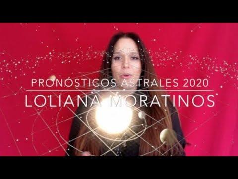 """Conferencia """"Convención Pronósticos Astrales 2020"""" Foro Online"""