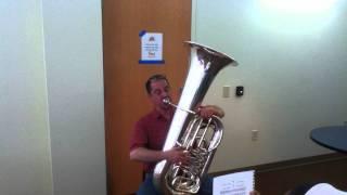 Tuba Excerpt prokofiev romeo and juliet