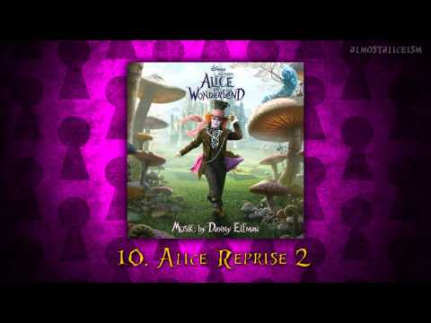 Alice in Wonderland Soundtrack // 10. Alice Reprise 2