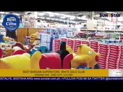 Best bargain superstore: White Gold Club