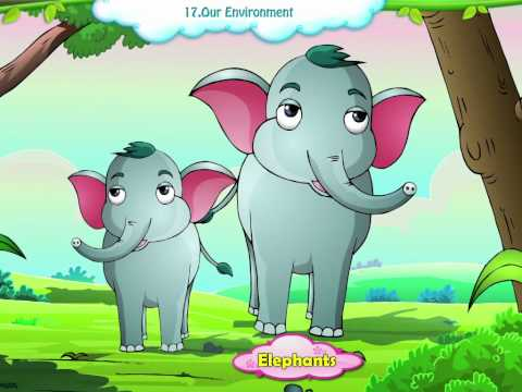 Learn Grade 2 - EVS - Our Environment
