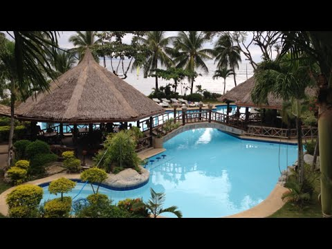 Coco Beach Resort Lagoon Pool Silent Pool Oriental Mindoro Puerto Galera By