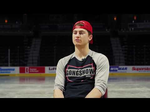 CIHA alum Gabriel Vilardi reflects on his experience at the Canadian International Hockey Academy