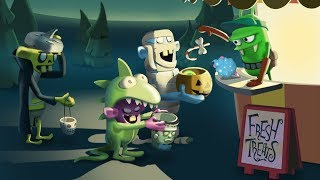 ZOMBIE CATCHERS - Gameplay Walkthrough Part 3 - Level 80 and Level 81 Android / iOS