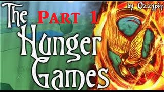 Lets Play:Roblox Hunger Games #1