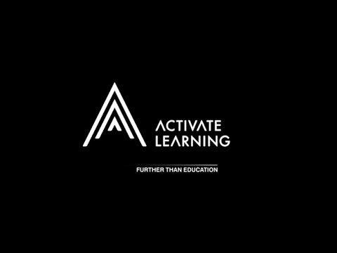Welcome to Activate Learning - Start your journey