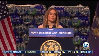 Jennifer Lopez donating $1 million to Puerto Rico recovery efforts