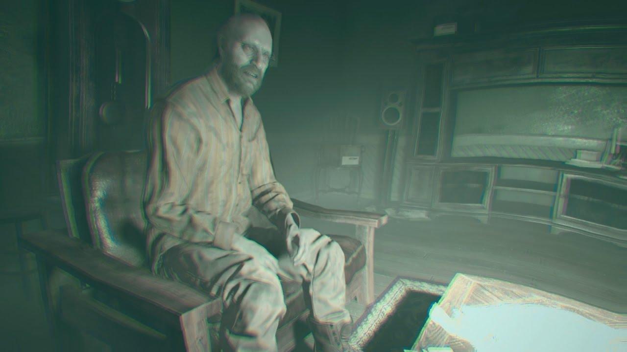 Resident Evil 7 Why Is The Baker Family Crazy Youtube