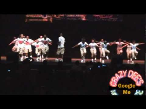 Crazy Dee TV: Ohio Homecoming/Unity Step Show At Public Auditorium