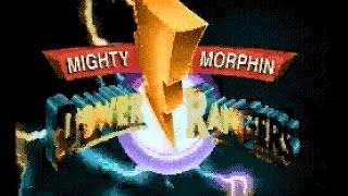 Mega-CD Longplay [014] Mighty Morphin Power Rangers