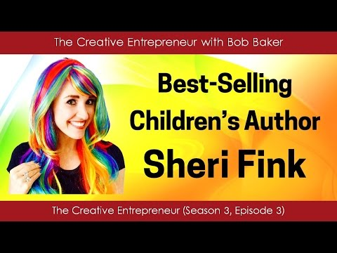 How to Publish a Bestselling Children's Book: Sheri Fink Interview