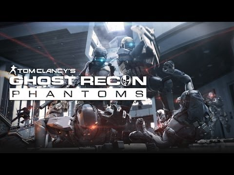 Victoria en el Metro - Ghost Recon Phantoms