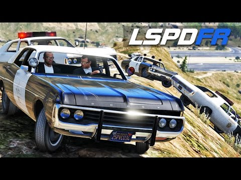 LSPDFR E116 - Blues Brothers | Police Chase Me | Polara Police Force
