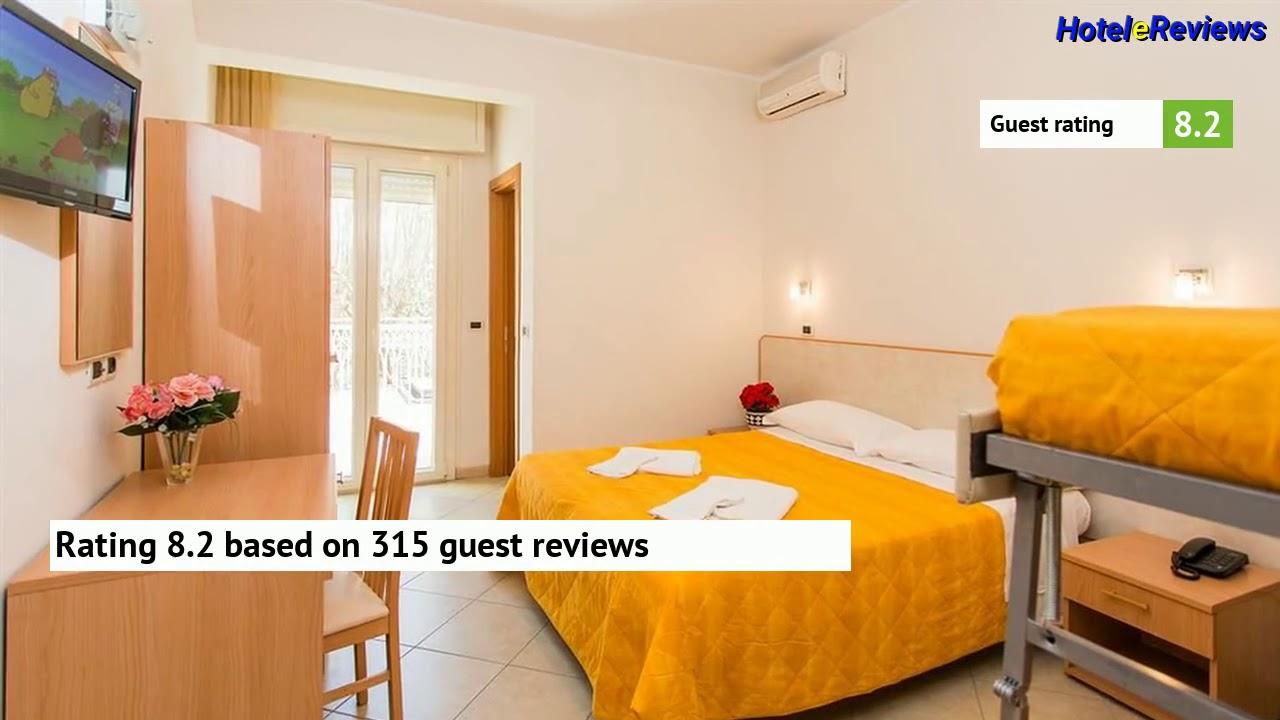 Hotel favorita hotel review hd cesenatico italy youtube