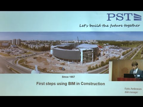 """General Contractor AB """"PST"""", First steps using BIM in Construction (LV)"""