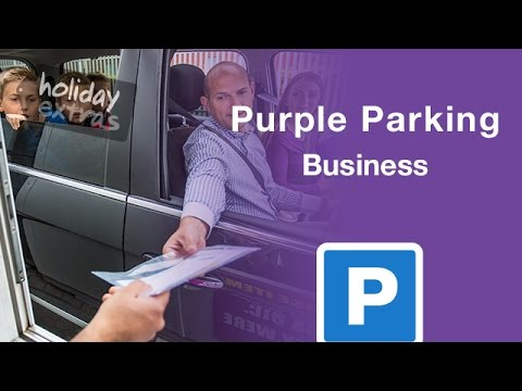 Heathrow Purple Business Parking Review | Holiday Extras