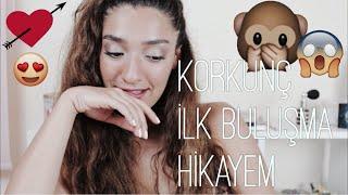 BERBAT İLK BULUŞMA HİKAYEM! | Fondötensiz Makyaj&Kombin!