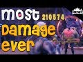 FORTNITE - The Most Damage I've Ever Done (Heartbreaker Crossbow Gameplay)
