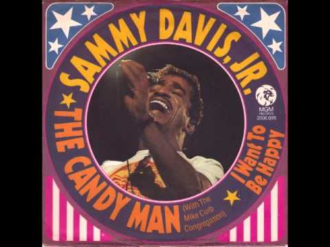 sammy davis, jr. - the candy man (with the mike curb congregation)