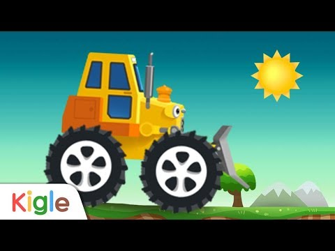 Tayo Play | Billy | Bulldozer | Repair Play | 09 | Kids Game | Tayo the Little Bus | KIGLE TV