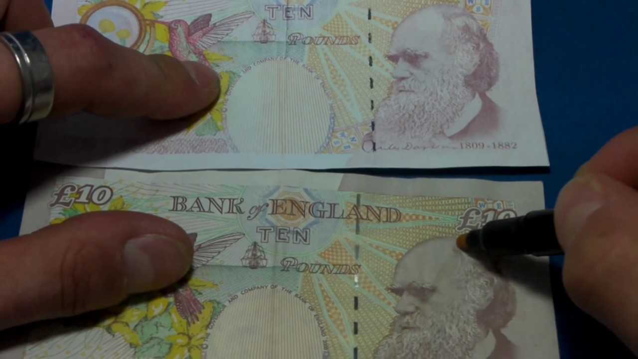 fake note checker pen how to spot a fake bank note
