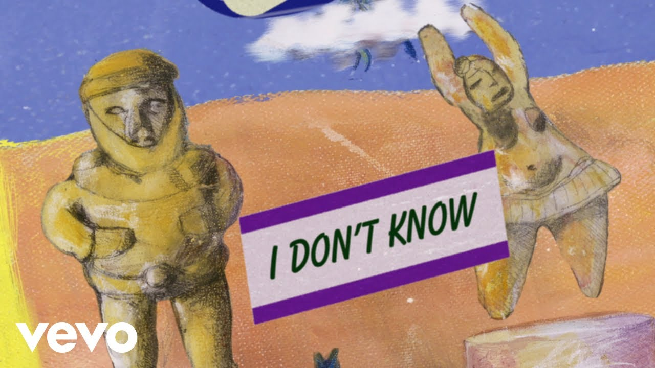 Paul McCartney - I Don't Know (Lyric Video)
