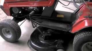 FREE TRAPTOR! { MTD Gold Series 11.5 hp