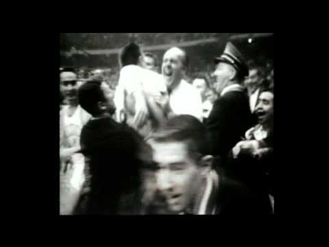 Red Auerbach Wins His 9th Title