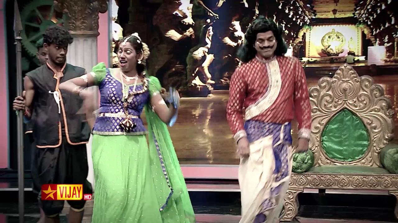 vijay tv jodi no1 season 6 29.6.13
