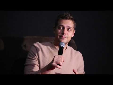 Актер Милош Бикович на премьере фильма Холоп в Уфе