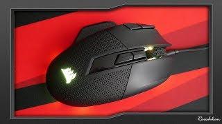 Corsair Nightsword RGB - Solidna myszka dla wymagających graczy