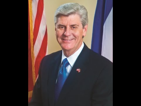 MS State of the State | Gov. Phil Bryant | MPB