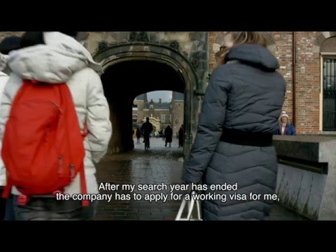 Career in Holland – Finding a job
