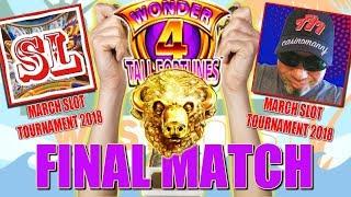 🏁HUGE FINAL MATCH ➡️Tower 4 Tall Fortunes 💰SLOT LOVER vs Casinomannj