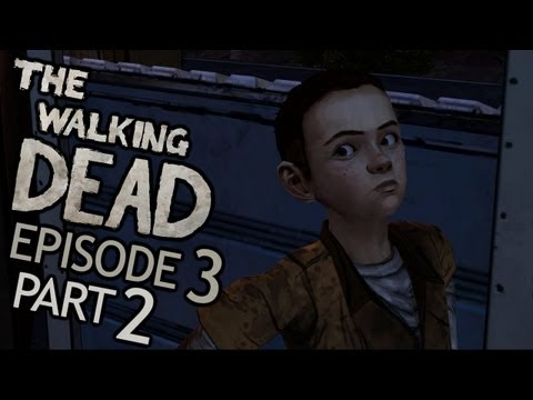 The Walking Dead Ep3 #02 *not commented* - Robin & Dick Grayson