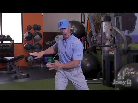 Stabilizing Your Golf Swing from the Ground Up