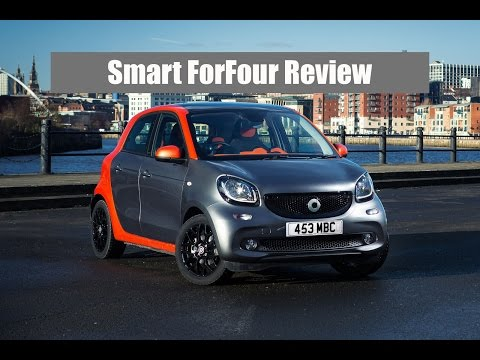 Smart Forfour Full Video Review 2015