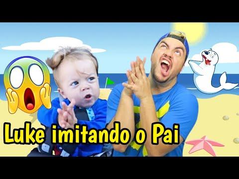Download FILHO DO LUCCAS NETO IMITANDO UMA FOCA!