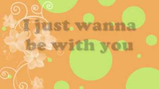 enrique iglesias - be with you - lyrics