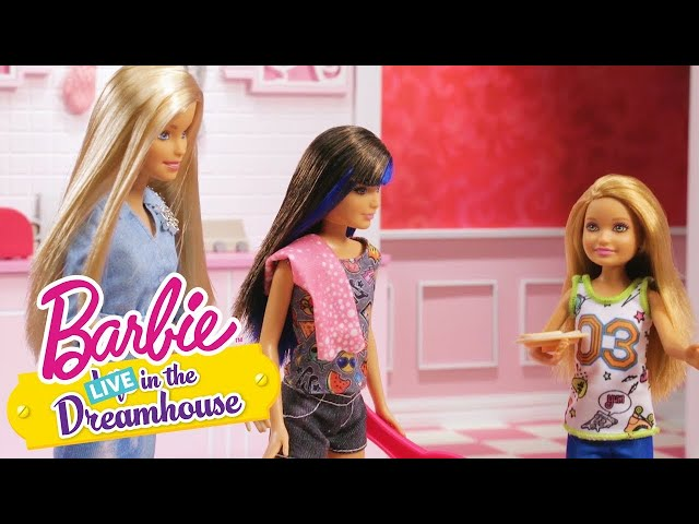 Wat een droomhuis | Barbie LIVE! In The Dreamhouse | Barbie