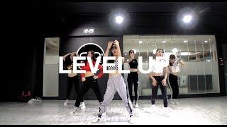 MIND DANCE (마인드댄스) 펑키째즈(Funky Jazz) 6:30 Class   Ciara - Level Up   조윤아 T