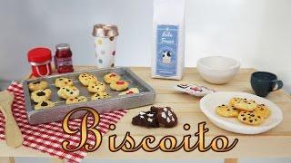 como fazer biscoito cookie para barbie e outras bonecas e bonecos