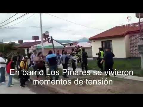 Intentaron linchar a un familiar de un sospechoso de violación en Salta